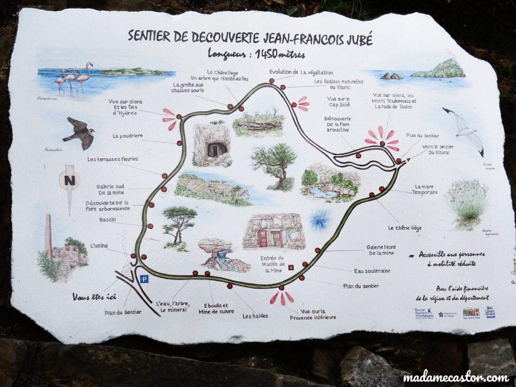 Sentier de découverte Jean-François Jubé