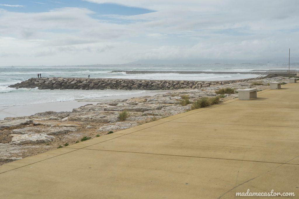 plage costa da caparica
