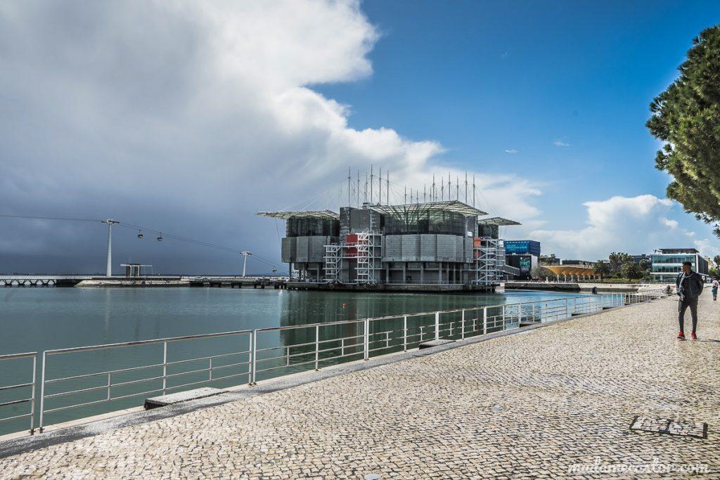 Oceanarium - Lisbonne