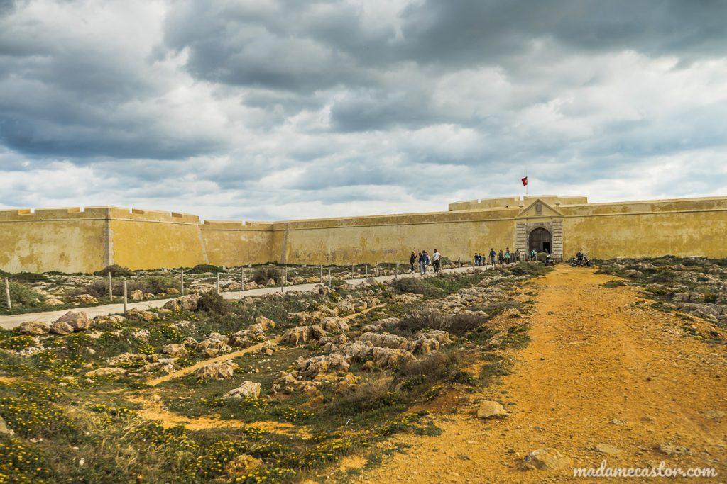 forteresse de sagres